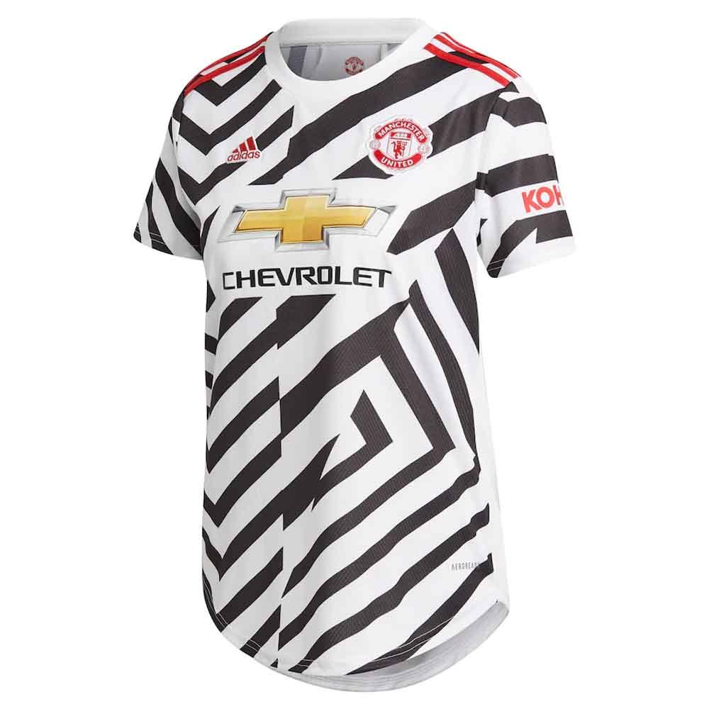 2020-2021 Man Utd Adidas Womens Third Shirt
