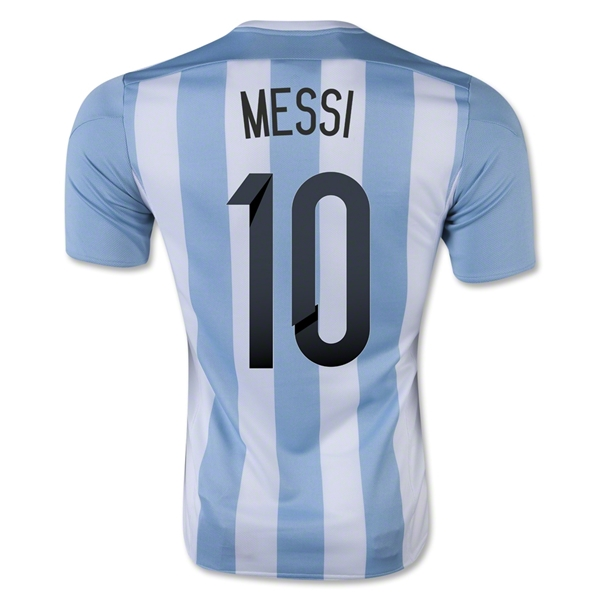 new style 846a5 04f1f Argentina 15-16 Home Shirt (Messi 10) - Kids