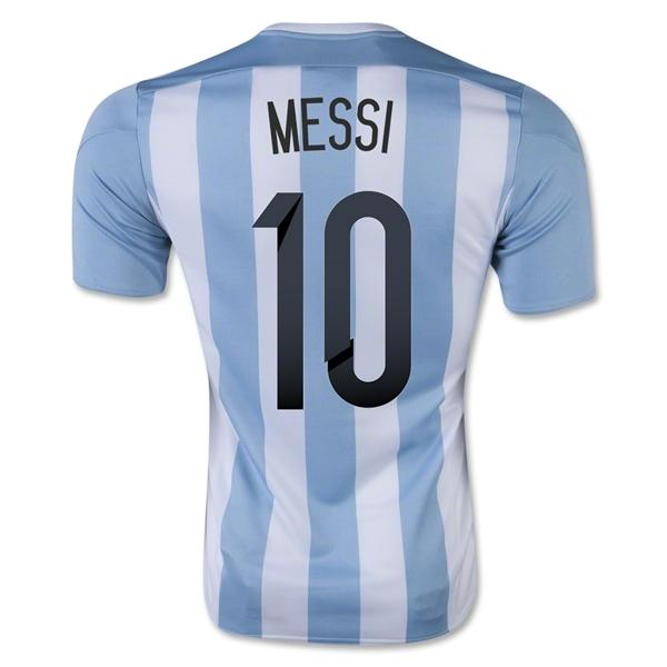 new style e67cf db074 Argentina 15-16 Home Shirt (Messi 10) - Kids