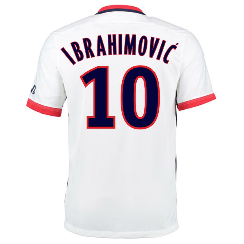 timeless design 32178 1b26c PSG 15-16 Nike Away Shirt (Ibrahimovic 10)