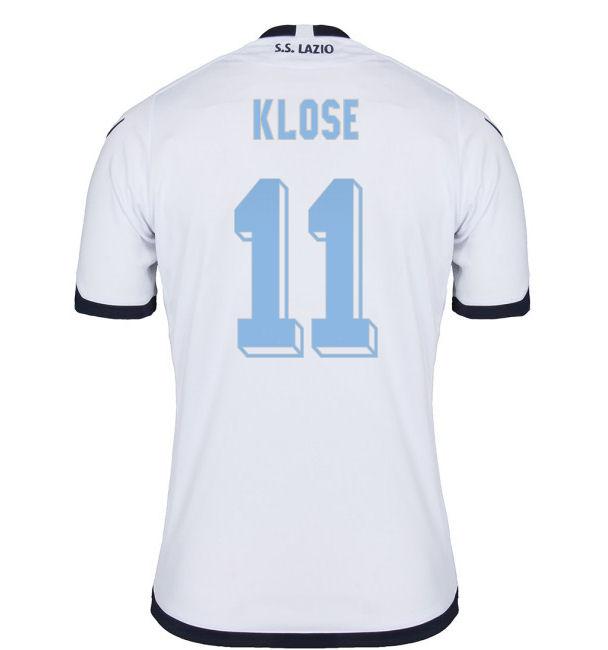 80cd22994 ... where to buy 2015 2016 lazio authentic third shirt klose 11 49c52 c8c2e