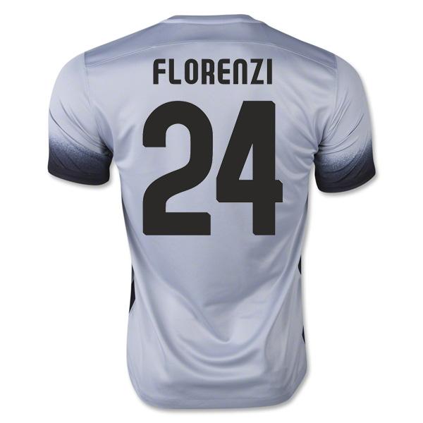 4720ca98c25 Roma 15-16 3rd Shirt (Florenzi 24) - Kids [659105-013-68634 ...
