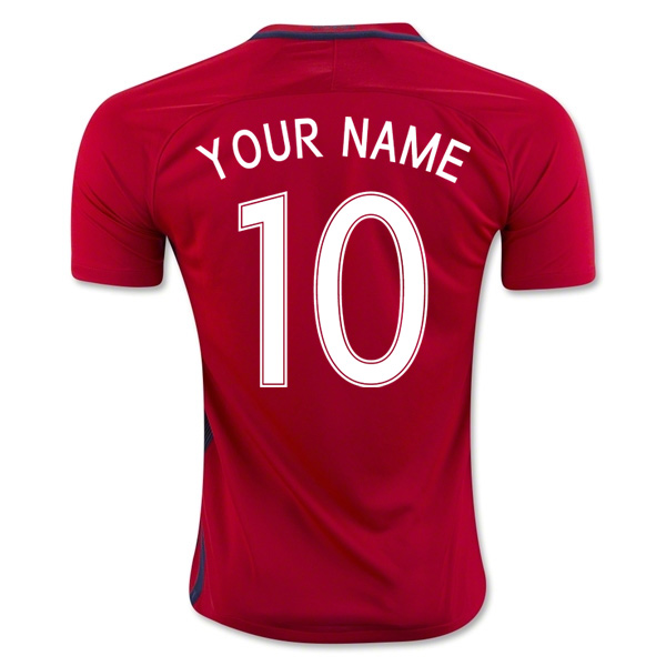 Norway 16 17 home shirt your name 812446 657 74716 for 74716