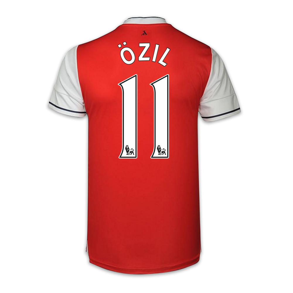 promo code cf307 3703e 2016-17 Arsenal Home Shirt (Ozil 11) - Kids