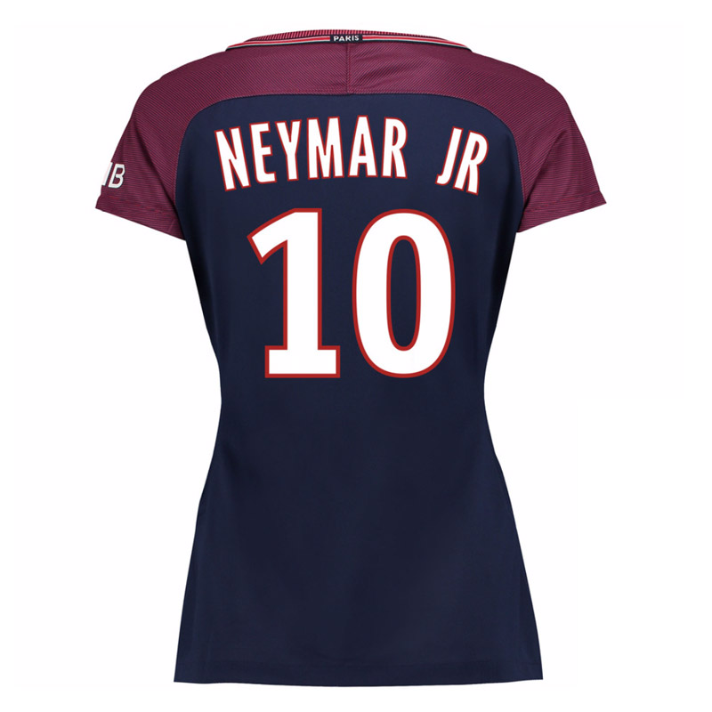 2017 18 psg womens home shirt neymar jr 10 854702 410 97622. Black Bedroom Furniture Sets. Home Design Ideas