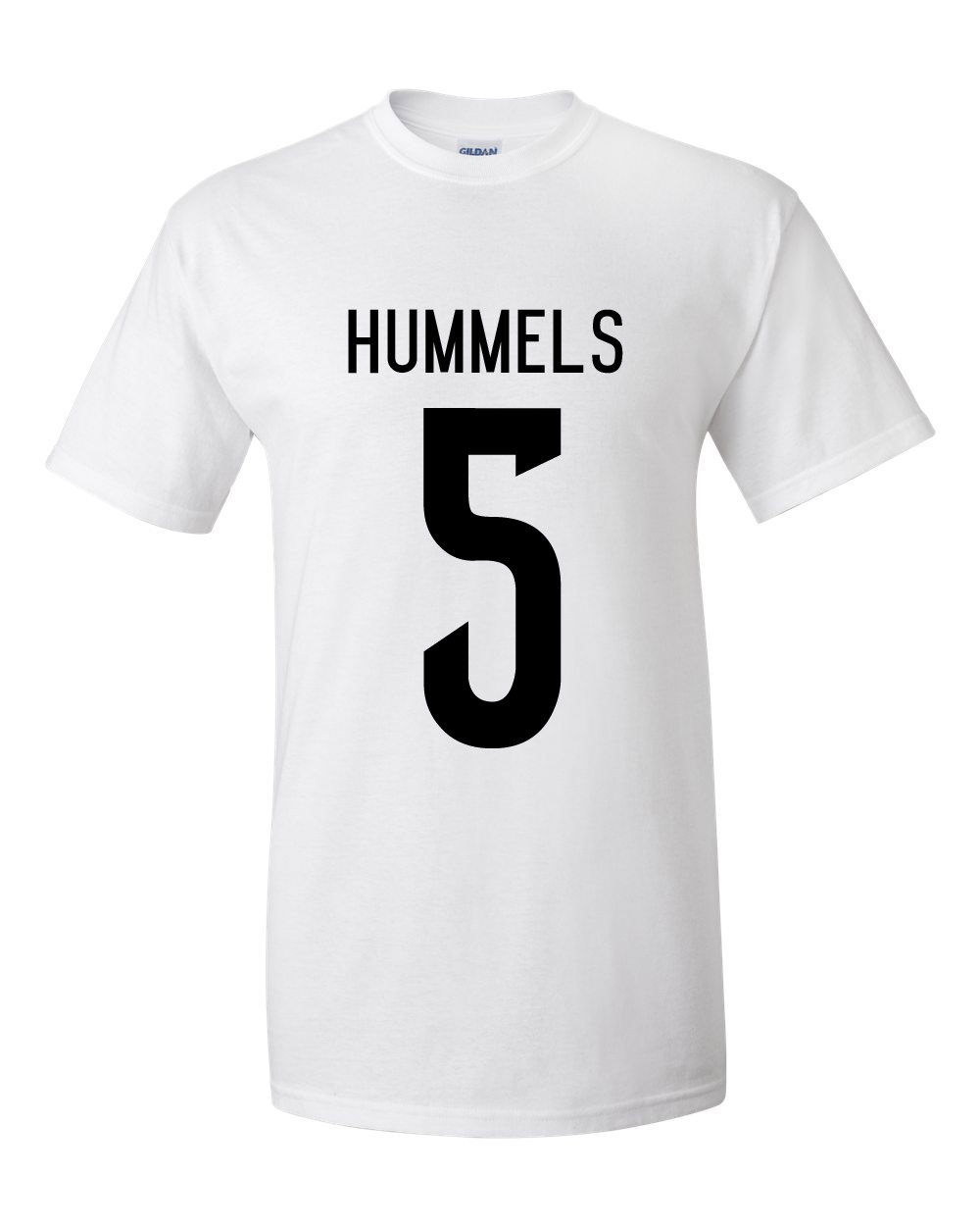 sale retailer 84d77 1faf6 Mats Hummels Germany Hero T-shirt (white)