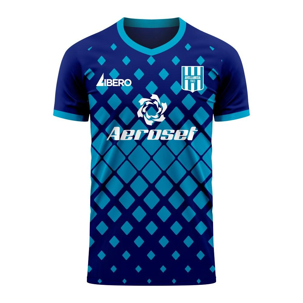 Racing Club 2020-2021 Away Concept Football Kit (Libero) - Baby