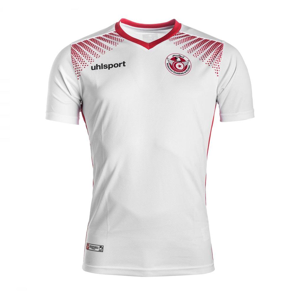 55c4d58ca Tunisia 2017-2018 Home Shirt  1003379011956  -  68.90 Teamzo.com