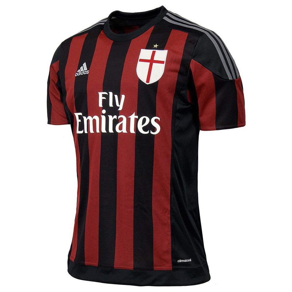 c949f2b2c AC Milan 15-16 Home Shirt  S11836  -  61.97 Teamzo.com