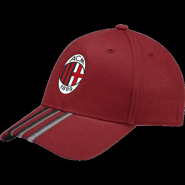 e71f97b86d086 AC Milan 2016-2017 3S Cap (Red)  S95159  -  15.60 Teamzo.com