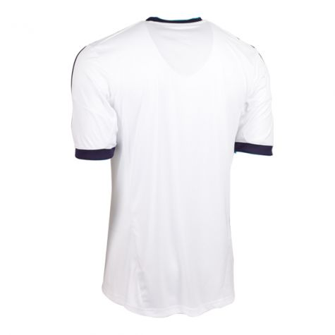 on sale fb758 c53dd Real Madrid 12-13 Home UCL Shirt