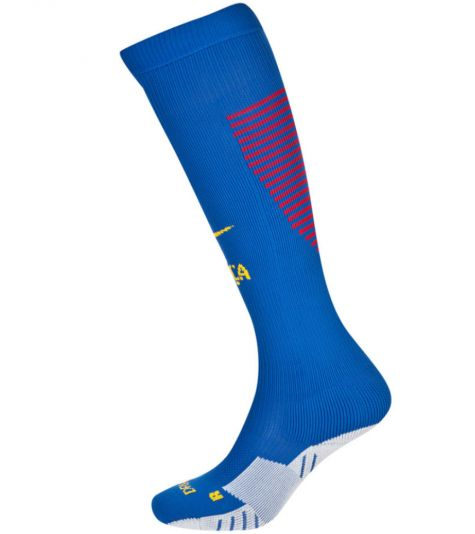 06d5ff1222b2 Barcelona 2016-2017 Nike Home Socks (Blue)  776763-480  -  9.09 ...
