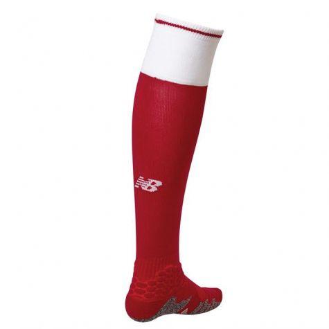 1060b8b4080 Liverpool 2017-2018 Home Socks (Red) - Kids  JA730010  -  14.24 ...