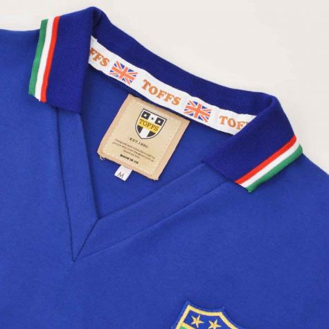 Italy 1983 Retro Football Shirt