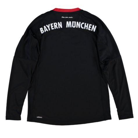 official photos 20d6e c5f5e Bayern Munich 2017-2018 Home Goalkeeper Shirt (Kids)