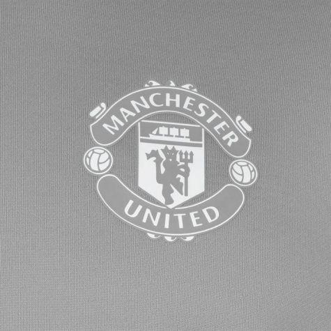 d009bb91f3b Man Utd 2017-2018 Training Top (Grey) - Kids  BS4480  -  56.32 ...