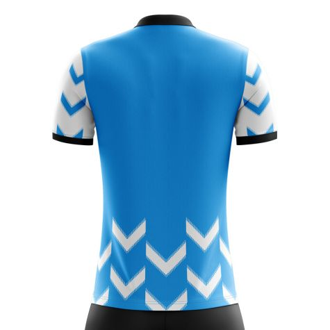 Uruguay 2018-2019 Home Concept Shirt - Adult Long Sleeve