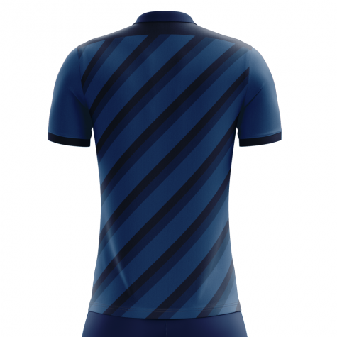 2018-2019 Argentina Away Concept Football Shirt (Kun Aguero 9)