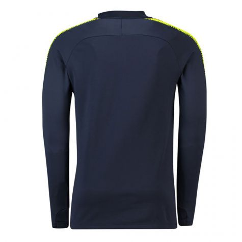 new arrival 0f9c2 a2288 Man City 2018-2019 Training Drill Top (Obsidian)