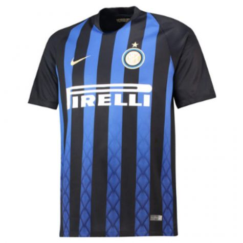 sale retailer 2f53b 8619d Inter Milan 2018-2019 Authentic Vapor Match Home Shirt