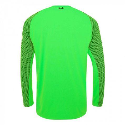 100% authentic 82297 0dae2 Liverpool 2018-2019 Away Long Sleeve Goalkeeper Shirt (Kids)