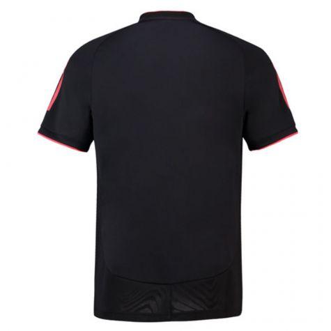 newest f2eaf 236f8 Real Madrid 2018-2019 UCL Training Shirt (Black)