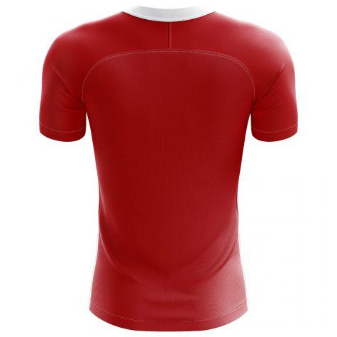 2018-2019 Denmark Flag Concept Football Shirt (Wass 2)  DENMARKFLAG ... f86926469