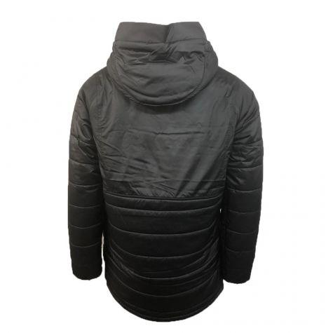 Ac Milan 2018 2019 Bench Jacket Black 75445201 122
