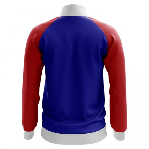 Thailand Concept Football Track Jacket (Blue)