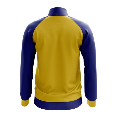 Colombia Concept Football Track Jacket (Yellow) - Kids