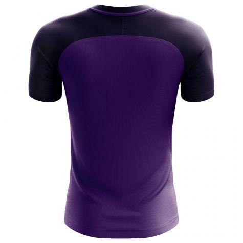 2020-2021 Fiorentina Fans Culture Home Concept Shirt (Laurini 2)