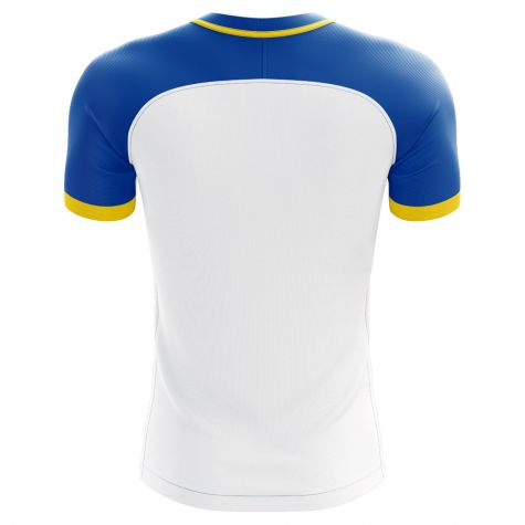 low priced 4726c 7190e Boca Juniors 2019-2020 Away Concept Shirt (Kids)