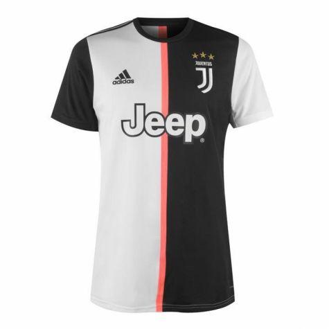 sale retailer 31f05 741a1 2019-2020 Juventus Adidas Home Football Shirt (Ronaldo 7)