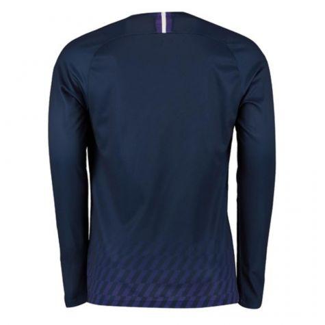 2019 2020 Tottenham Away Long Sleeve Nike Shirt Ndombele 28 Aj5678 430 156300 109 43 Teamzo Com
