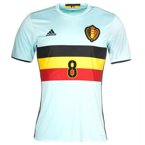 Belgium 2016-2017 Away Shirt (Fellaini 8)  AA8736-70684  -  72.00 ... b74bc4b9b