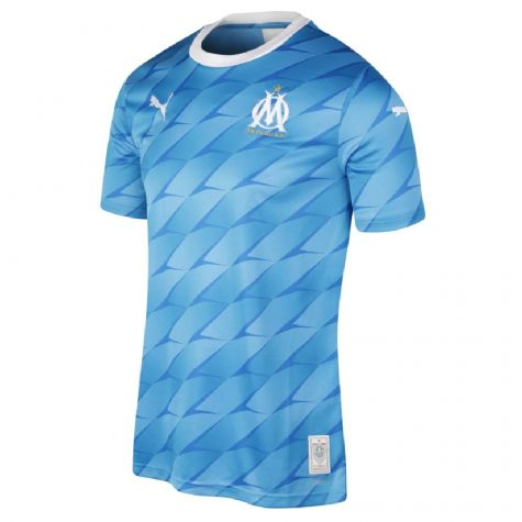2019-2020 Marseille Away Shirt (Kids) (DROGBA 11)