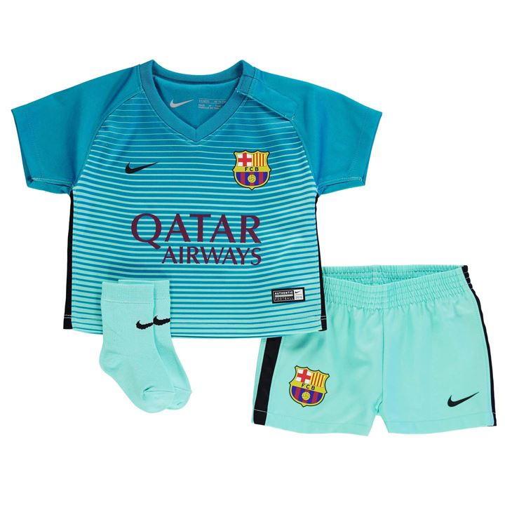 044f40811 Barcelona 2016-2017 Third Baby Kit  776717-390  -  41.93 Teamzo.com