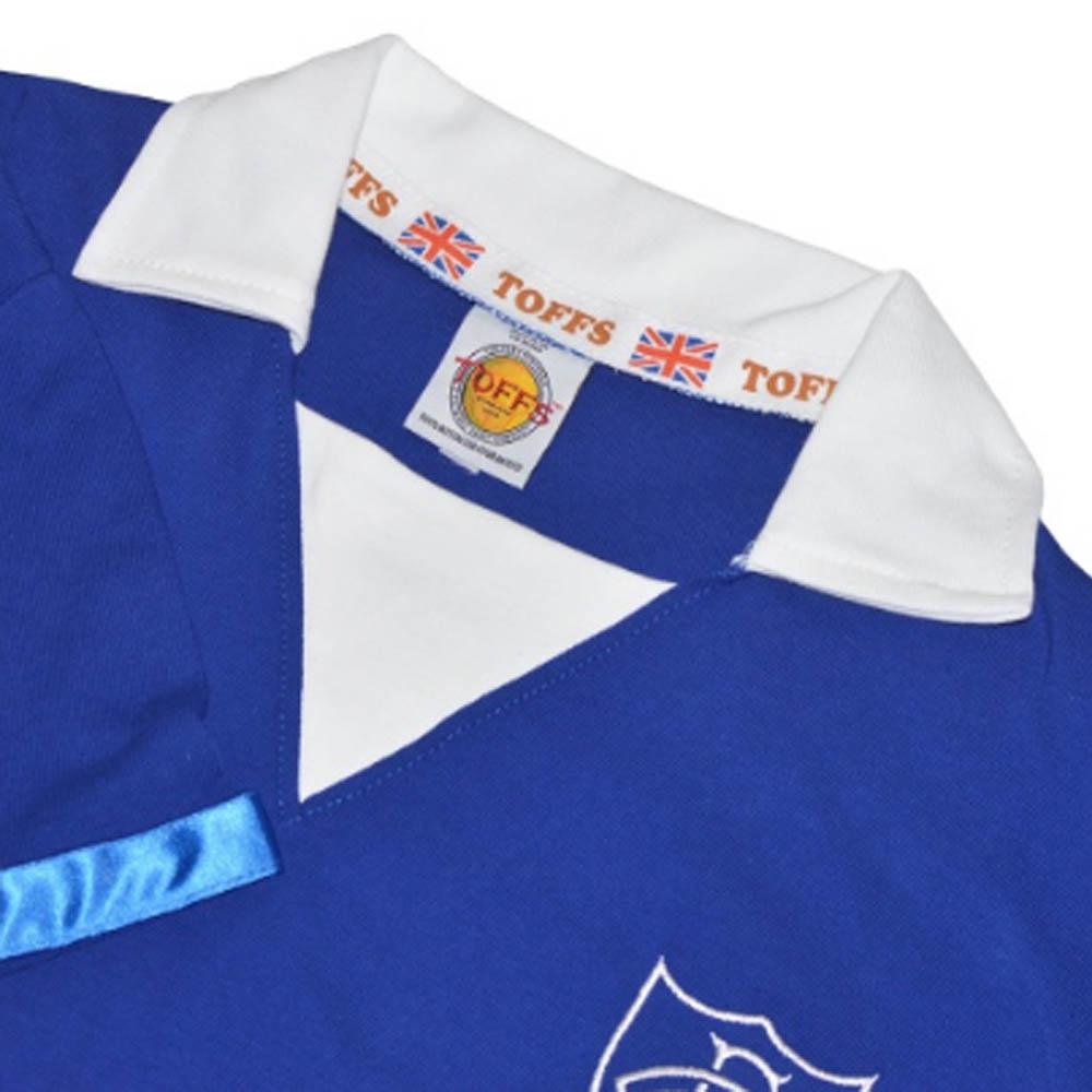 Chelsea 1957 Retro Football Shirt  TOFFS1827  -  45.33 Teamzo.com 98f2a698e