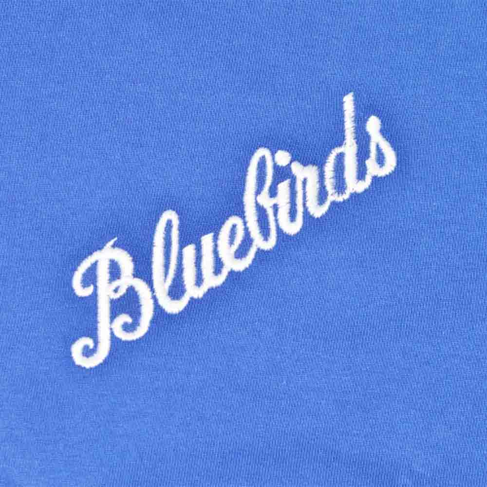 8a00ad607a0 Cardiff City 1960s Bluebird Retro Football Shirt  TOFFS1341  -  43.24  Teamzo.com
