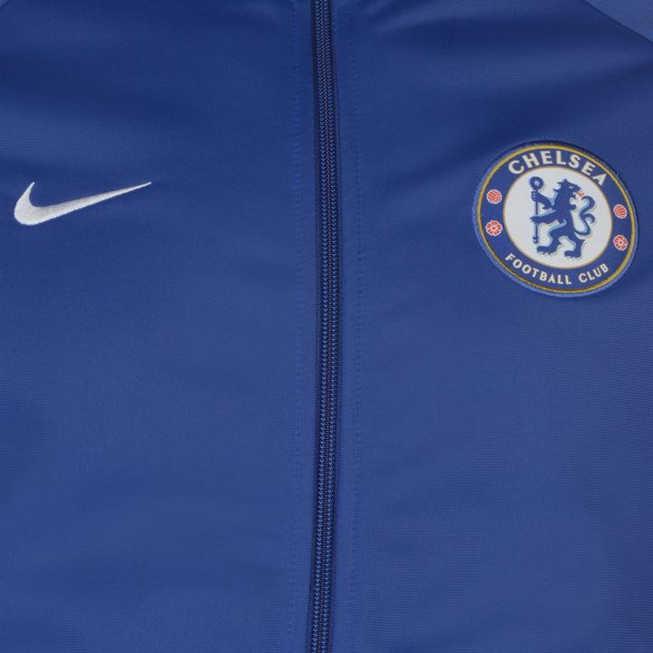 Chelsea 2017-2018 Core Pre-Match Jacket (Blue)  905498-417  -  37.01  Teamzo.com ba38d1890