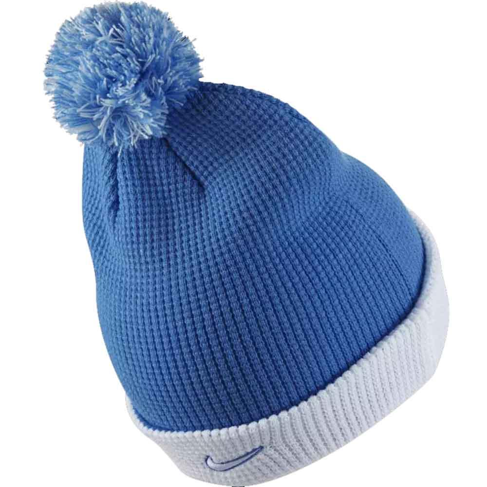 24a6701d790 Man City 2017-2018 Bobble Hat (Blue)  881701-488  -  19.65 Teamzo.com