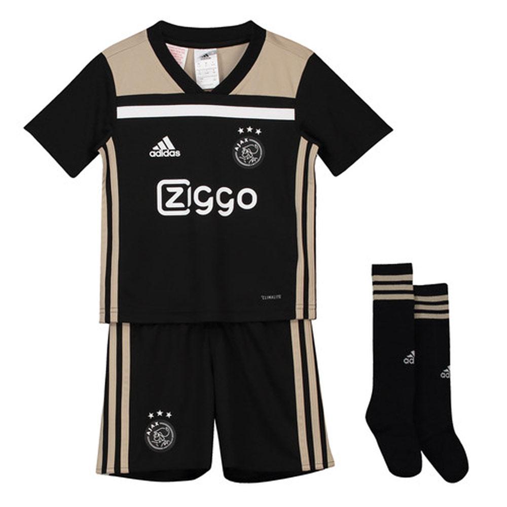 2018-2019 Ajax Adidas Away Mini Kit (Dolberg 25)  CF5465-126186  -  72.71  Teamzo.com 7d1398a40