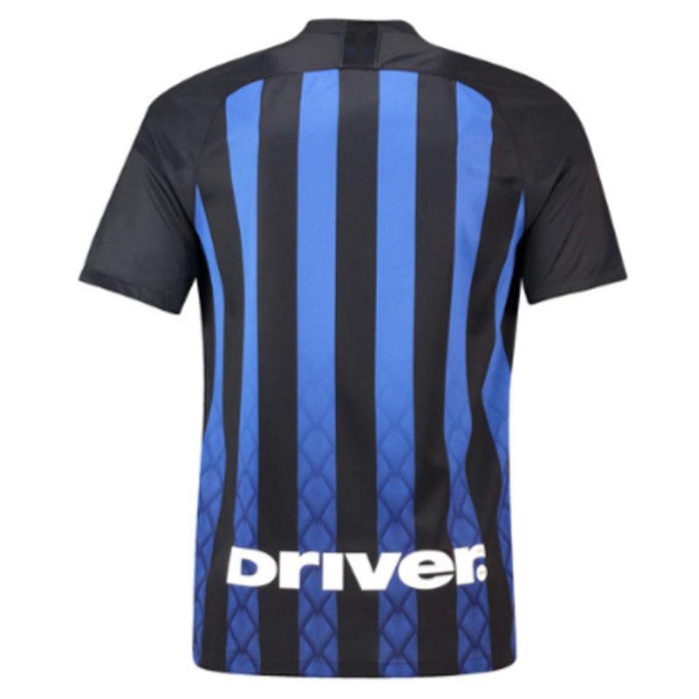 e5d795ef Inter Milan 2018-2019 Authentic Vapor Match Home Shirt [918914-011] -  $125.66 Teamzo.com