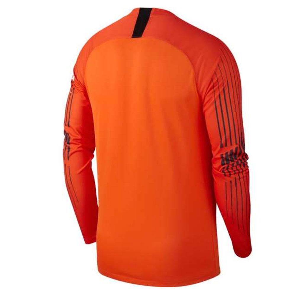 designer fashion d8bcf 914af Man City 2018-2019 Goalkeeper Shirt (Orange)
