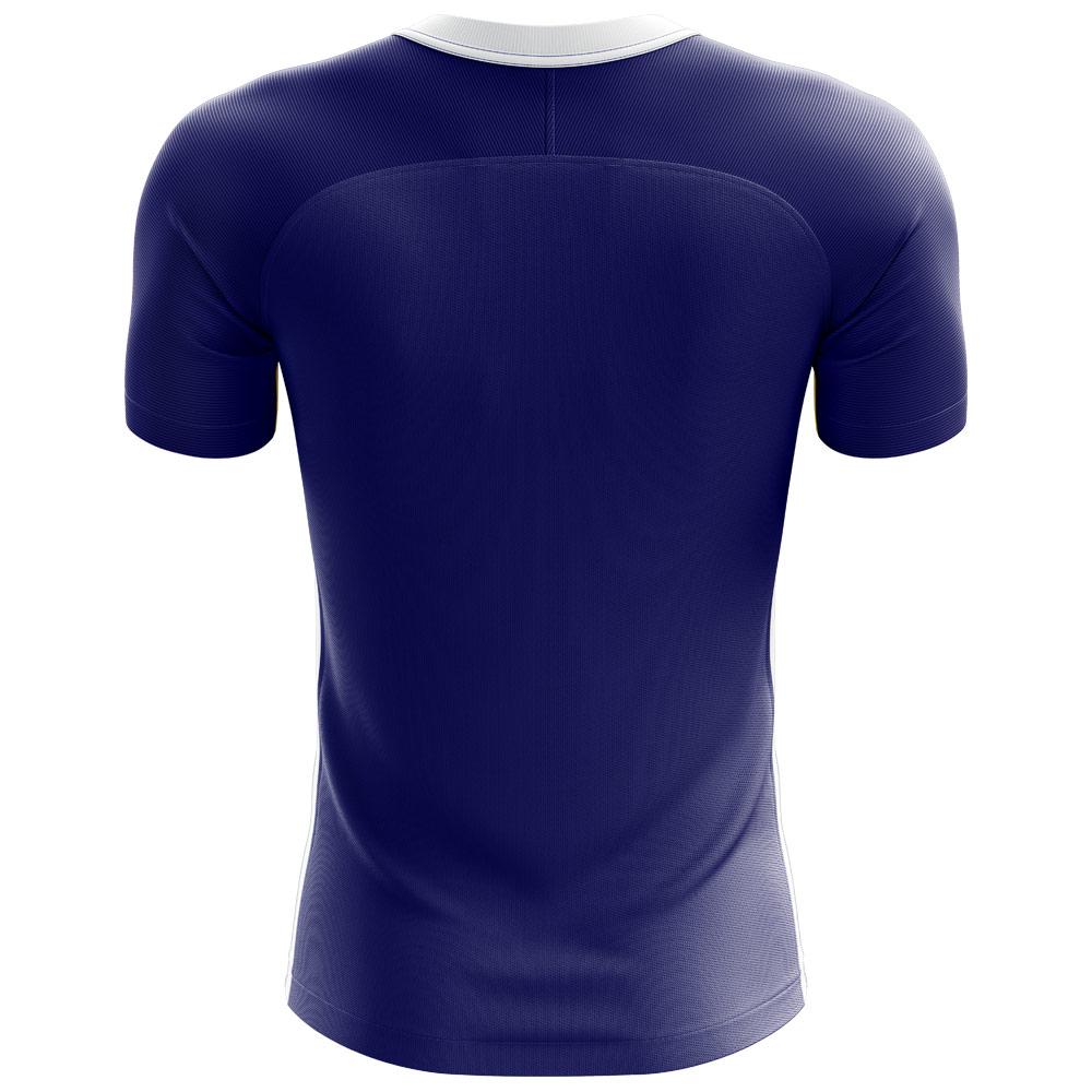 b4aeb622048 Costa Rica 2018-2019 Flag Concept Shirt (Kids)  COSTARICAFLAGKIDS  -  63.38  Teamzo.com