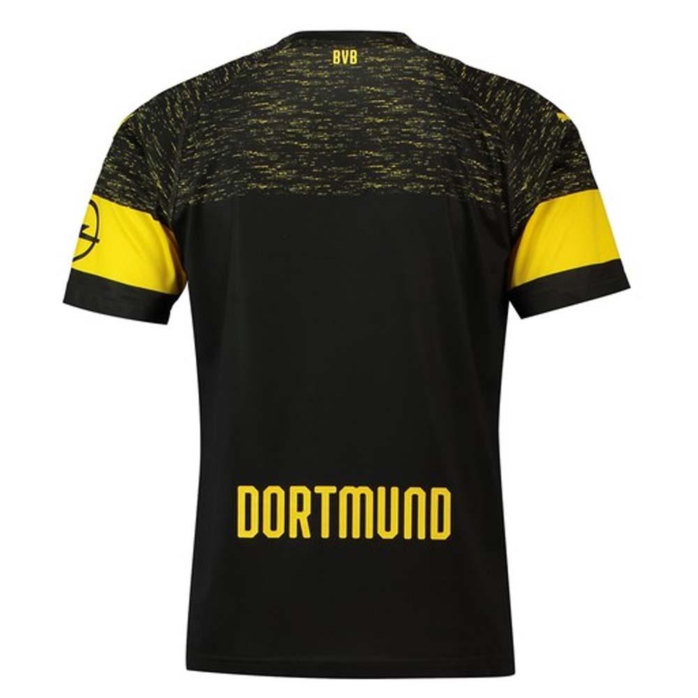 f98248e0e 2018-2019 Borussia Dortmund Puma Away Football Shirt (M Gotze 10)  [75331702-126209] - $95.17 Teamzo.com