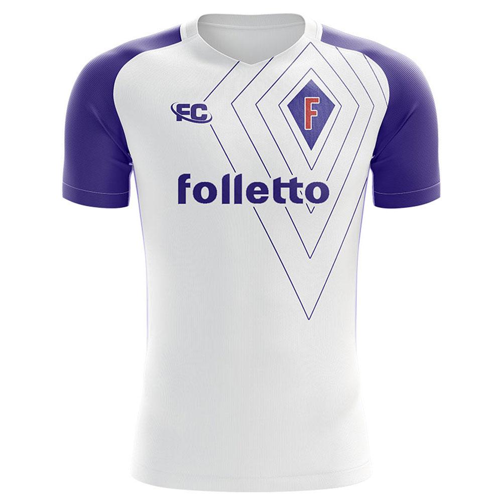 2018-2019 Fiorentina Fans Culture Away Concept Shirt (Lafont 1)