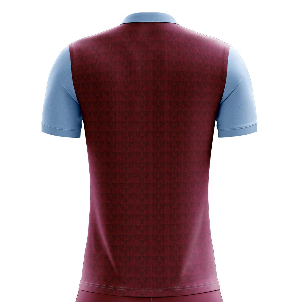 d628fabc065 Villa 2019-2020 Home Concept Shirt [ASTONVILLAH] - $76.11 Teamzo.com