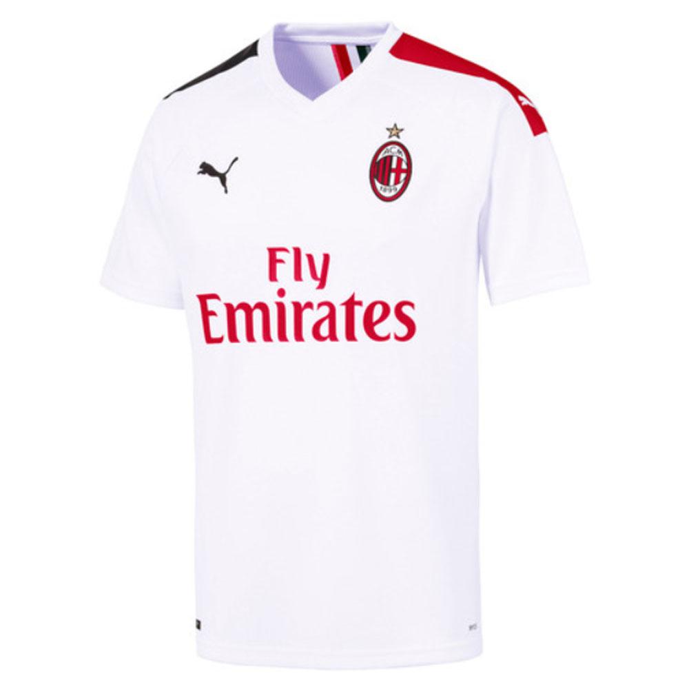 2019-2020 AC Milan Away Shirt (CALHANOGLU 10)