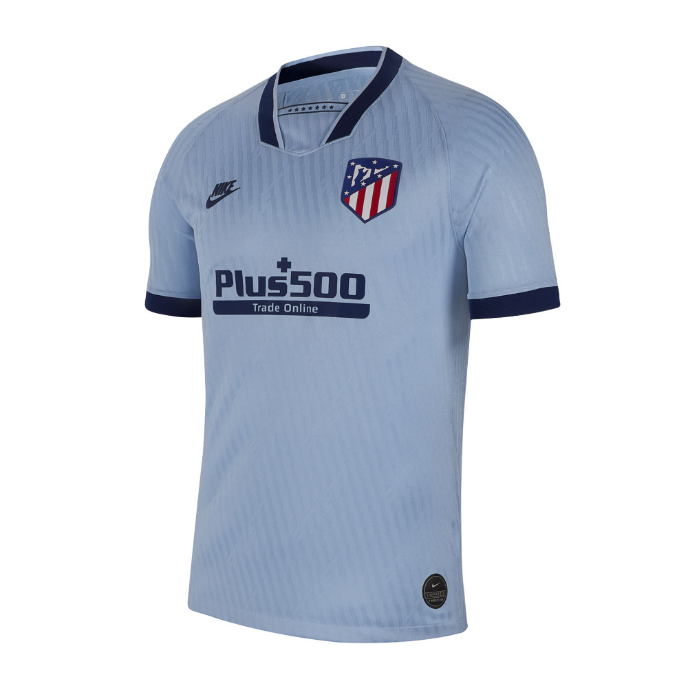 2019-2020 Atletico Madrid Third Nike Football Shirt (ARIAS 4)